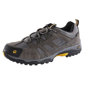 Jack Wolfskin Vojo Hike Texapore Hiking Shoes Low Cut Men burly yellow